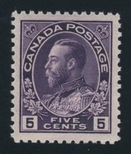 Canada #112a