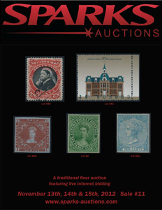 Sparks Auction #11 PDF Catalogue