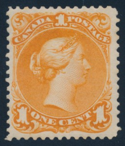 Canada #23a mint