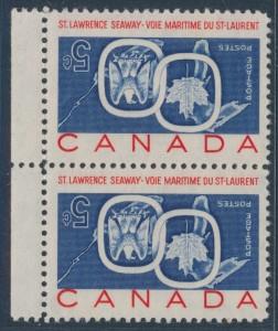 Canada Seaway invert pair