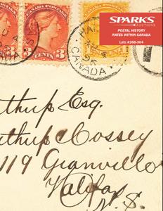 Postal History — Canada & USA (2.3MB)