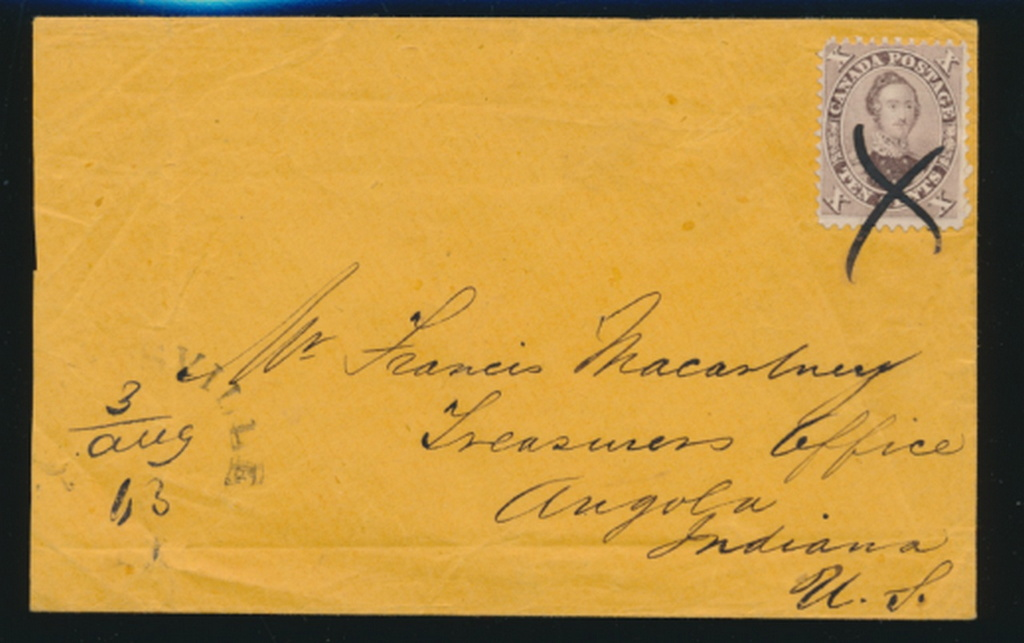 What Is A Registered Letter.Sparks Auctions Sale 16 Page 25