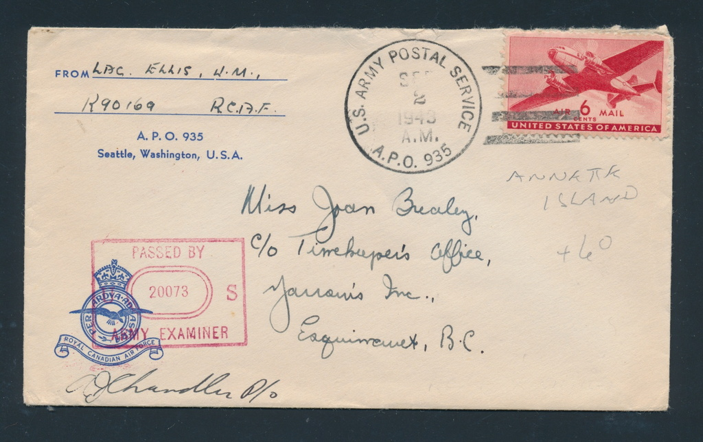 Stamps Wwii Censored Cover From Afghanistan To Switzerland 1942 Afghanistan