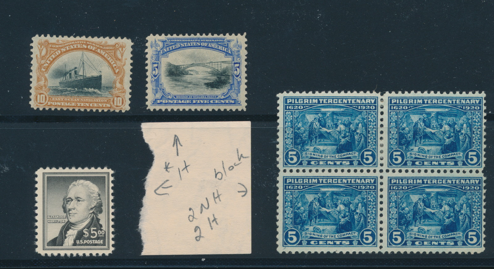 Enthusiastic Barbados Mint Nh 27v Mini Lot Of Stamps All Sets