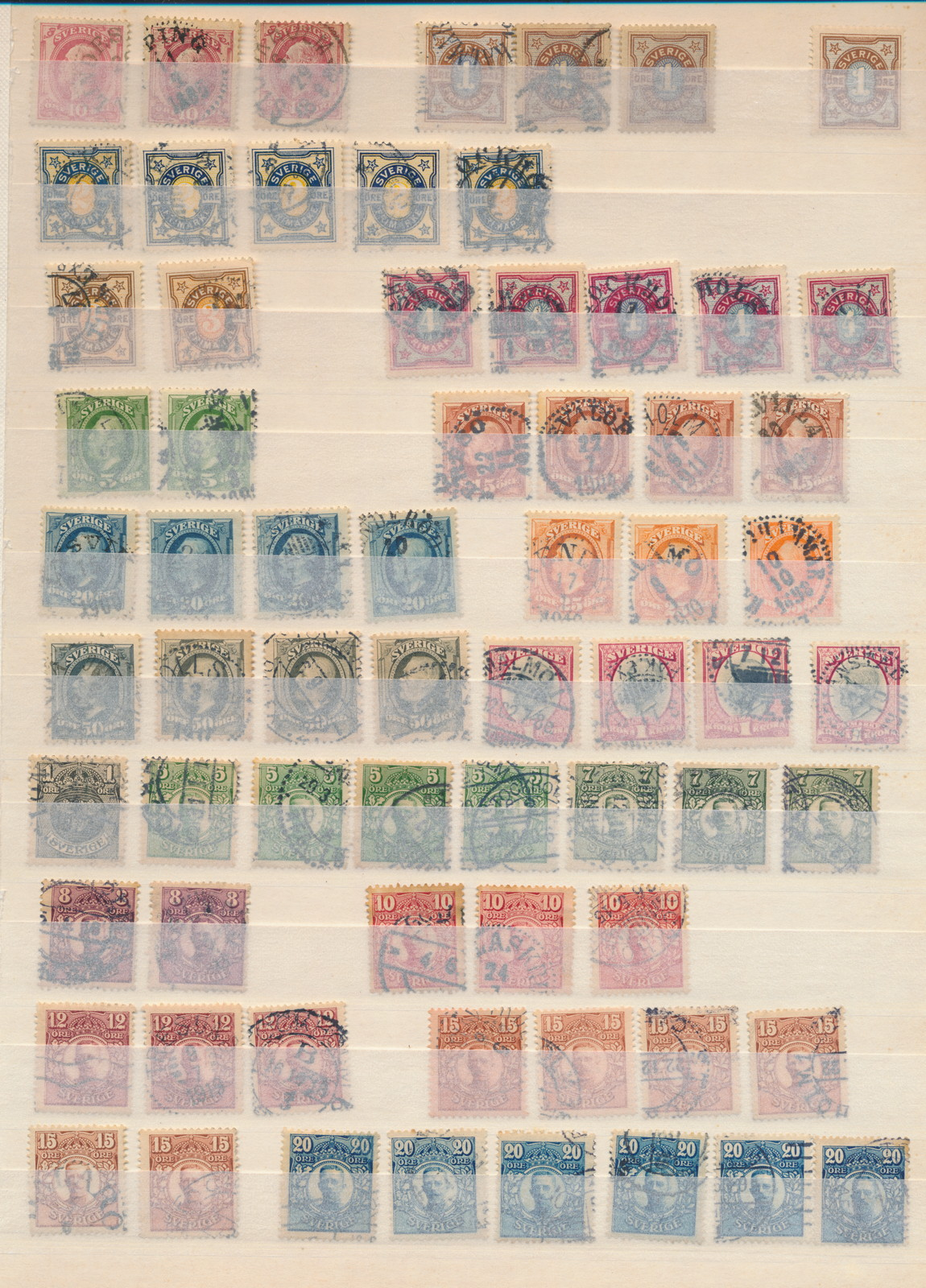 Middle East See Scans. Afghanistan Mint Accumulation And Sets From Earliest Issues
