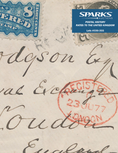 Postal History — Great Britain & Worldwide (6.1MB)