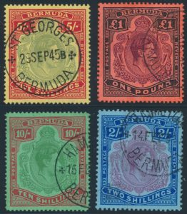 Lot 366, Bermuda Used Collection, ex-Hillson