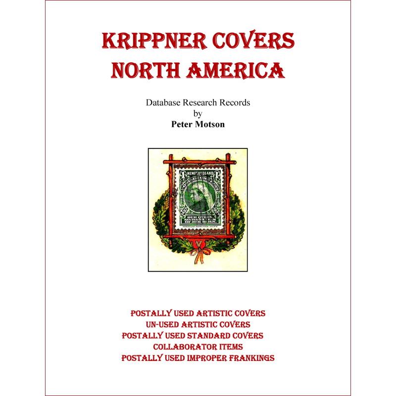 Krippner Covers North America