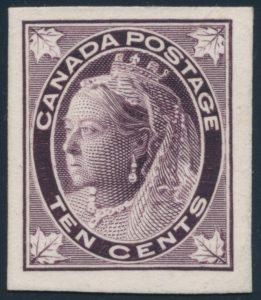 Lot 158, Canada 1897-98 Queen Victoria