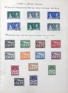 Lot 1379, Commonwealth Collection in seven albums to 1953, sold for C$2,574