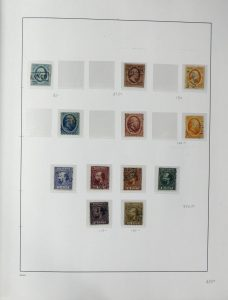 Lot 1506, Netherlands used collection to 1973, sold for C$1,638