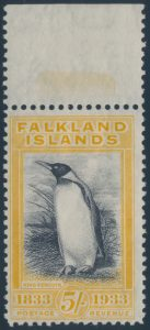 Lot 387, Falkland Islands 1933 Pictorial set to 10sh, mint F-VF