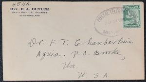 Lot 734, Newfoundland 1928-31 Pictorial issue group of 47 covers, sold for C$643